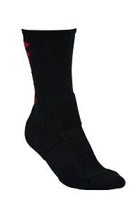 セール価格 公式 アンダーアーマー UNDER ARMOUR UAバスケットボールノベルティクルーソックス バスケットボール ソックス メンズ 1295597 ソックス 靴下