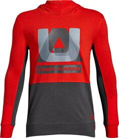 【アウトレット】【公式】アンダーアーマー(UNDER ARMOUR)ジュニア UA スポーツスタイル フーディー ( トレーニング トレーニングウェア フィットネス ウェア/パーカー/BOYS ジュニア ) 1318254