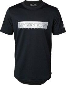 【アウトレット】【公式】アンダーアーマー(UNDER ARMOUR)ジュニア UA テックショートスリーブ<グラフィック> ( バスケットボール/Tシャツ/BOYS ジュニア ) 1319674