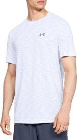セール価格 公式 アンダーアーマー UNDER ARMOUR Tシャツ UAバニッシュシームレスショートスリーブ トレーニング トレーニングウェア フィットネス ウェア Tシャツ メンズ 1325622 トレーニング tシャツ メンズ ブランド
