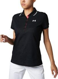 セール価格 公式 アンダーアーマー UNDER ARMOUR ポロシャツ レディース UAスレッドボーンピケポロ ゴルフ ポロシャツ レディース ウーマン レディース 1319516