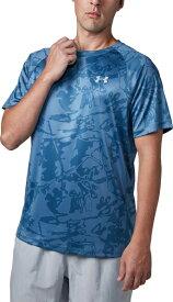 セール価格【公式】アンダーアーマー(UNDER ARMOUR)tシャツ UAスピードストライドプリントショートスリーブ ( ランニング/Tシャツ/MEN メンズ ) 1320208【d_2019_uu_mens_tops】