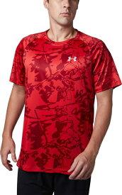 セール価格【公式】アンダーアーマー(UNDER ARMOUR)tシャツ UAスピードストライドプリントショートスリーブ ( ランニング/Tシャツ/MEN メンズ ) 1320208