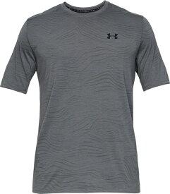セール価格【公式】アンダーアーマー(UNDER ARMOUR)tシャツ UAスレッドボーンプリントショートスリーブ ( トレーニング トレーニングウェア フィットネス ウェア/Tシャツ/MEN メンズ ) 1321930【d_2019_uu_mens_tops】