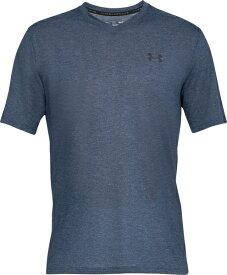 セール価格【公式】アンダーアーマー(UNDER ARMOUR)tシャツ UAスレッドボーン ショートスリーブVネック ( トレーニング トレーニングウェア フィットネス ウェア/Tシャツ/MEN メンズ ) 1325030【d_2019_uu_mens_tops】