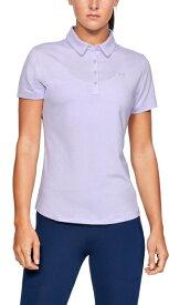 セール価格【公式】アンダーアーマー(UNDER ARMOUR)ポロシャツ レディース UAジンジャーショートスリーブポロ ( ゴルフ/ポロシャツ/WOMEN ウーマン レディース ) 1326888