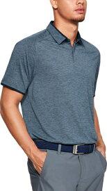 セール価格 公式 アンダーアーマー UNDER ARMOUR ポロシャツ UAツアーティップスポロ ゴルフ ポロシャツ メンズ 1327029