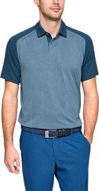 セール価格 公式 アンダーアーマー UNDER ARMOUR ポロシャツ UAツアーティップスチャンピオンポロ ゴルフ ポロシャツ メンズ 1327030