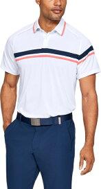 セール価格 公式 アンダーアーマー UNDER ARMOUR ポロシャツ UAツアーティップスドライブポロ ゴルフ ポロシャツ メンズ 1327033