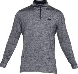 セール価格 公式 アンダーアーマー UNDER ARMOUR ポロシャツ UAプレイオフポロ2.0 1 4ジップ ゴルフ ポロシャツ メンズ 1327040