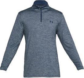 セール価格【公式】アンダーアーマー(UNDER ARMOUR)ポロシャツ UAプレイオフポロ2.0 1/4ジップ ( ゴルフ/ポロシャツ/MEN メンズ ) 1327040 d_2019_uu_mens_tops
