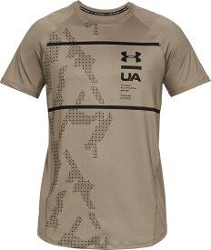 セール価格 公式 アンダーアーマー UNDER ARMOUR Tシャツ UA MK-1ショートスリーブプリント トレーニング トレーニングウェア フィットネス ウェア Tシャツ メンズ 1327251 トレーニング tシャツ メンズ ブランド