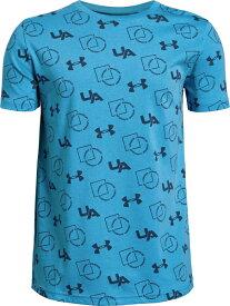 セール価格【公式】アンダーアーマー(UNDER ARMOUR)ジュニア tシャツ UAスポーツスタイル プリントショートスリーブ ( トレーニング トレーニングウェア フィットネス ウェア/Tシャツ/BOYS ジュニア ) 1329095