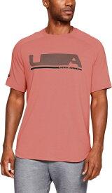 セール価格【公式】アンダーアーマー(UNDER ARMOUR)tシャツ UA アンストッパブル ムーブショートスリーブ ( トレーニング トレーニングウェア フィットネス ウェア/Tシャツ/MEN メンズ ) 1329271 トレーニング tシャツ メンズ ブランド