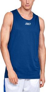 公式 アンダーアーマー UNDER ARMOUR セール価格 tシャツ UA SC30 グラフィックリバーシブルタンク バスケットボール Tシャツ メンズ 1329427 タンクトップ