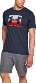 セール価格【公式】アンダーアーマー(UNDER ARMOUR)tシャツ UAボックススポーツスタイル ショートスリーブ ( ライフスタイル/Tシャツ/MEN メンズ ) 1329581 トレーニング tシャツ メンズ ブランド