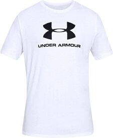 セール価格 公式 アンダーアーマー UNDER ARMOUR Tシャツ UAスポーツスタイル ロゴショートスリーブ トレーニング トレーニングウェア フィットネス ウェア Tシャツ メンズ 1329590 トレーニング tシャツ メンズ ブランド