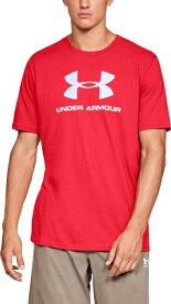 セール価格【公式】アンダーアーマー(UNDER ARMOUR)tシャツ UAスポーツスタイル ロゴショートスリーブ ( トレーニング トレーニングウェア フィットネス ウェア/Tシャツ/MEN メンズ ) 1329590 トレーニング tシャツ メンズ ブランド
