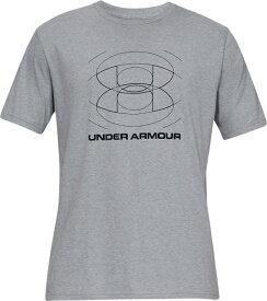 セール価格【公式】アンダーアーマー(UNDER ARMOUR)tシャツ UAオプティックロゴショートスリーブ ( トレーニング トレーニングウェア フィットネス ウェア/Tシャツ/MEN メンズ ) 1329594 トレーニング tシャツ メンズ ブランド