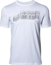 セール価格【公式】アンダーアーマー(UNDER ARMOUR)tシャツ UAマルチワードマークショートスリーブ ( トレーニング トレーニングウェア フィットネス ウェア/Tシャツ/MEN メンズ ) 1329596