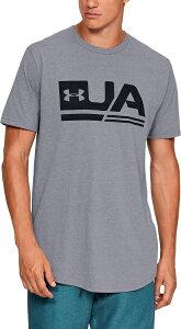 セール価格 公式 アンダーアーマー UNDER ARMOUR Tシャツ UAスポーツスタイル ショートスリーブドロップヘム トレーニング トレーニングウェア フィットネス ウェア Tシャツ メンズ 1329617 トレー
