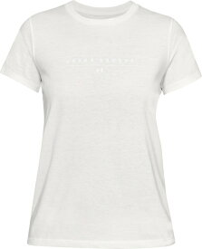 セール価格【公式】アンダーアーマー(UNDER ARMOUR)レディース tシャツ UAグラフィックワードマーククラシッククルー ( ライフスタイル/Tシャツ/WOMEN ウーマン レディース ) 1330349