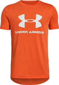 セール価格【公式】アンダーアーマー(UNDER ARMOUR)ジュニア tシャツ UAスポーツスタイル ロゴショートスリーブ ( トレーニング トレーニングウェア フィットネス ウェア/Tシャツ/BOYS ジュニア ) 1330893