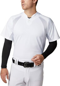 セール価格【公式】アンダーアーマー(UNDER ARMOUR)tシャツ UAスタンドカラーベースボールシャツ ( ベースボール/野球/Tシャツ/MEN メンズ ) 1331504