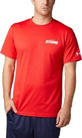 セール価格【公式】アンダーアーマー(UNDER ARMOUR)tシャツ UA 9ストロングTシャツ ( ベースボール/野球/Tシャツ/MEN メンズ ) 1331510 トレーニング tシャツ メンズ ブランド