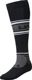 セール価格 【公式】アンダーアーマー(UNDER ARMOUR)UAジャカードベースボールソックス ( ベースボール/野球/ソックス/MEN メンズ ) 1331521 ソックス 靴下
