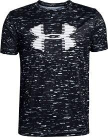 セール価格 公式 アンダーアーマー UNDER ARMOUR ジュニア tシャツ UAテックビッグロゴプリントTシャツ トレーニング トレーニングウェア フィットネス ウェア Tシャツ ボーイズ ジュニア 1331688 トレーニング tシャツ メンズ ブランド
