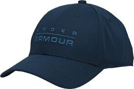 セール価格【公式】アンダーアーマー(UNDER ARMOUR)キャップ UAワードマークSTRキャップ ( トレーニング トレーニングウェア フィットネス ウェア/キャップ/MEN メンズ ) 1342243