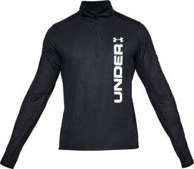 セール価格【公式】アンダーアーマー(UNDER ARMOUR)UAスピードストライドグラフィック1/4ジップ ( ランニング/ロングスリーブ/MEN メンズ ) 1342689