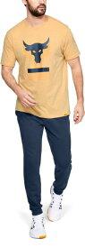 【公式】アンダーアーマー(UNDER ARMOUR)tシャツ UA Project Rock ショートスリーブTシャツ<Above The Bar> ( トレーニング トレーニングウェア フィットネス ウェア/Tシャツ/MEN メンズ ) 1345811 トレーニング tシャツ メンズ ブランド