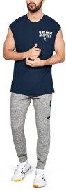 【公式】アンダーアーマー(UNDER ARMOUR)tシャツ UA Project Rock カットオフTシャツ<B.S.R.> ( トレーニング トレーニングウェア フィットネス ウェア/タンクトップ/MEN メンズ ) 1345817
