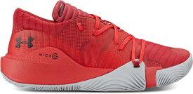 セール価格 公式 アンダーアーマー UNDER ARMOUR UAスポーンLow バスケットボール バスケットボールシューズ メンズ 3021263