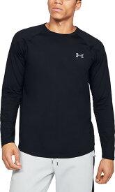 セール価格 【公式】アンダーアーマー(UNDER ARMOUR) UAリカバー ロングスリーブ Tシャツ(トレーニング/MEN)1351573 トレーニング tシャツ メンズ ブランド