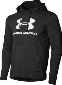 セール価格 公式 アンダーアーマー UNDER ARMOUR UAスポーツスタイル テリー ビッグ ロゴ フーディー トレーニング メンズ 1353577