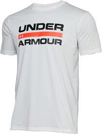 公式 アンダーアーマー UNDER ARMOUR UAテック ワード マーク ショートスリーブ トレーニング メンズ 1359134