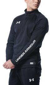 公式 アンダーアーマー UNDER ARMOUR UAフットボール フリース トップ サッカー メンズ 1358061