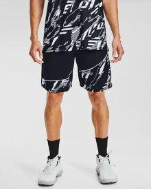 公式 アンダーアーマー UNDER ARMOUR UAベースライン 10インチ ショーツ バスケットボール メンズ 1343004