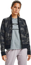 セール価格 公式 アンダーアーマー UNDER ARMOUR UAムーブ リバーシブル ボンバー トレーニング レディース 1356567