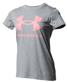 セール価格 公式 アンダーアーマー UNDER ARMOUR UAライブ スポーツスタイル グラフィック Tシャツ トレーニング レディース 1356305