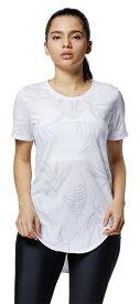 公式 アンダーアーマー UNDER ARMOUR UAデザイン プリント Tシャツ トレーニング レディース 1364219
