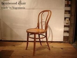 SALE古董南斯拉夫制造便特木材椅子(Bentwood)弯曲树餐厅咖啡厅木制椅子椅子