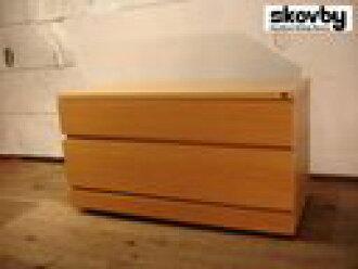 SALE Skovby/科B AV板電視機櫃moda en casa/modaenkasanachurarudemmaku製造北歐家具木製中古美品
