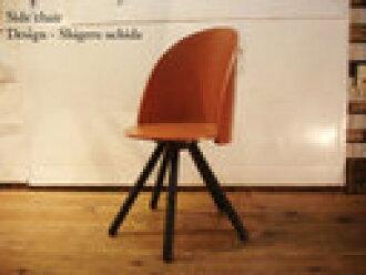 出售罕见 8 月椅子边椅子上布朗 x 内田茂黑/Uchida 茂设计木头椅子是椅子的 Shiro 仓又在爱中