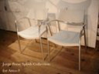 出售司马义 3 飞溅椅子 / 司马义三飞溅椅子 2 腿套人机工程学 Jorge pensi 设计咖啡厅家具椅椅 99,360 日元价格