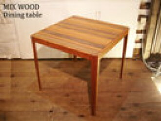 Underground Also Like Sale Model Exhibits Mix Wood Dining Table