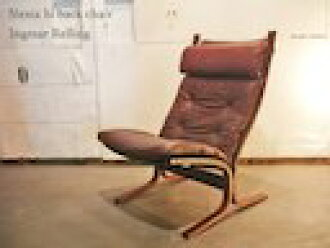 Astounding Sale Siesta Hi Back Chair Siesta High Background Chair Ingmar Relling Westnofa North Europe Furniture Leather Genuine Leather Andrewgaddart Wooden Chair Designs For Living Room Andrewgaddartcom
